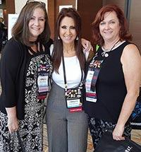 With Susan Bickford & Tracy Brody