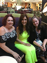 With GH Sisters, Tracy Brody & Susan Bickford